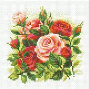 """Набор для выкладывания мозаики Риолис """"Розы"""""""