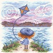 """Набор для выкладывания мозаики Brilliart (от МП Студии) """"Мечты о море"""""""