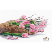 """Набор для вышивания крестом Овен """"Философия весны"""""""
