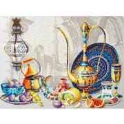 """Набор для вышивания крестом Чудесная игла """"Яркие краски Марокко"""""""