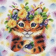 """Набор для выкладывания мозаики Brilliart (от МП Студии) """"Летний день"""""""