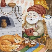 """Набор для выкладывания мозаики Brilliart (от МП Студии) """"Хозяин дома"""""""