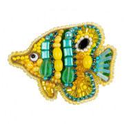 """Набор для вышивания бисером Crystal Art """"Рыбка"""""""