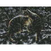 """Набор для выкладывания мозаики Белоснежка """"Любовь под снегом"""""""