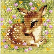 """Набор для выкладывания мозаики Риолис """"Маленький олень"""""""