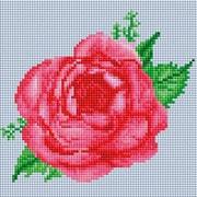 """Набор для выкладывания мозаики Белоснежка """"Бархатная роза"""""""