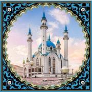 """Набор для выкладывания мозаики Алмазная живопись """"Символ Казани"""""""