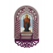 """Набор для вышивания бисером Nova sloboda """"Богородица Нерушимая Стена"""""""