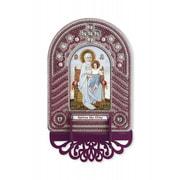 """Набор для вышивания бисером Nova sloboda """"Пресвятая Богородица Владычица"""""""