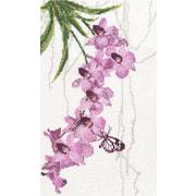 """Набор для вышивания крестом Марья искусница """"Фиолетовая орхидея"""""""