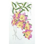 """Набор для вышивания крестом Марья искусница """"Орхидеи"""""""